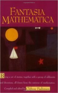 Εξώφυλλο ανθολογίας Fantasia Mathematica
