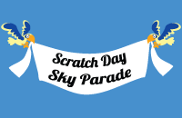 Scratch Day 2016 Sky Parade