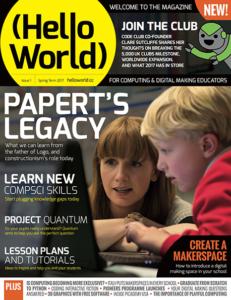 Hello World, τεύχος 1