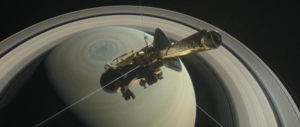Cassini's Grand Finale