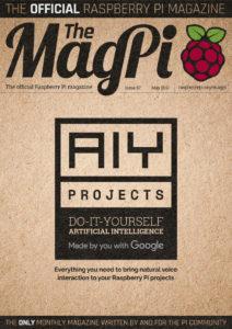 The MagPi, τεύχος 57 (Μάιος 2017)