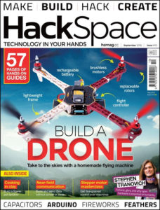 Hack Space Magazine, τεύχος 10