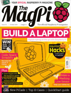 MagPi 74, cover