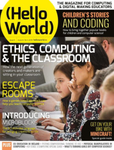 Hello World, issue 6