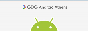 GDG Athens Android Meetup