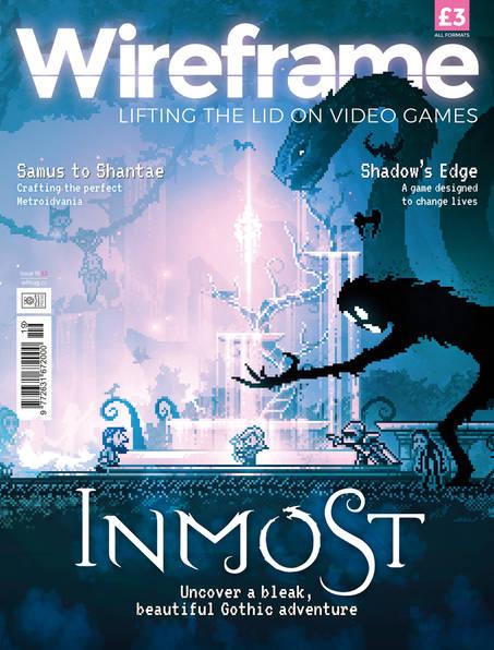 Wireframe, τεύχος 19