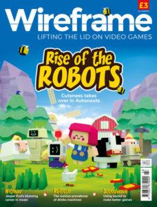 Wireframe, τεύχος 23